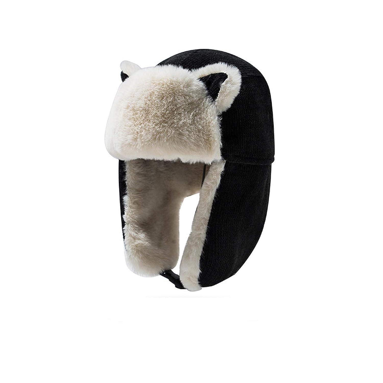 Beret Hat Branded goods Cap Finally resale start Adult Cute Ears Thunderheads Cat Th Fleece