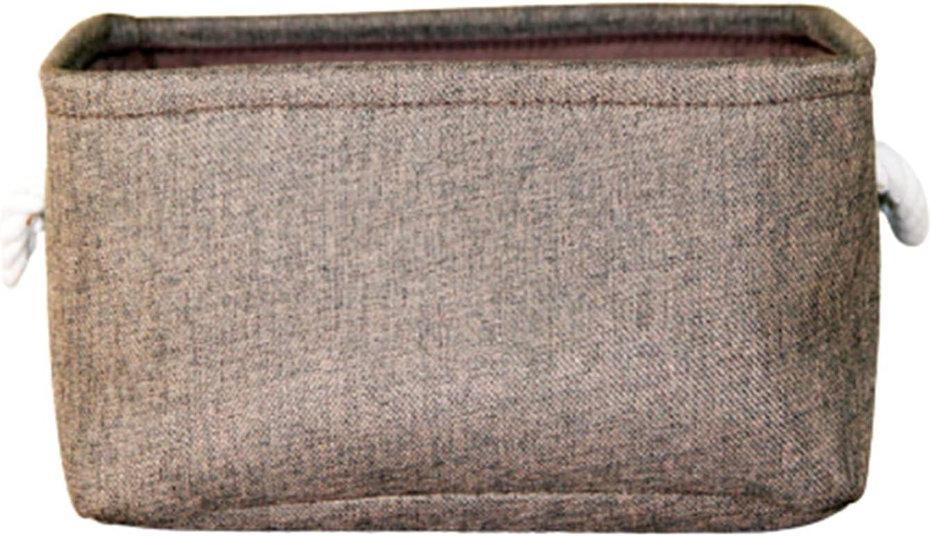 Foldable Storage Basket Bin Fabric Baskets Max 78% OFF Tulsa Mall Bins