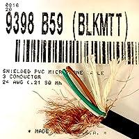 BELDEN 9398100ft 24/ 3高伝導マイクケーブル