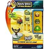 Angry Birds Star Wars Jenga Tatooine Battle Game