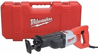 MILWAUKEE ELECTRIC TOOL 6509-31 Milwaukee Sawzall Recip Saw Kit 12 Amp, 22.4