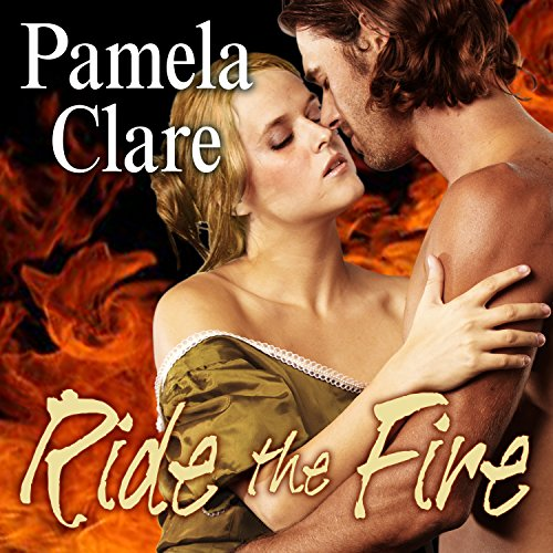Ride the Fire audiobook cover art