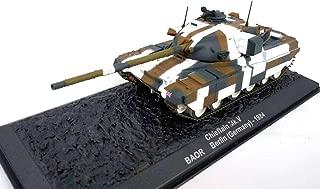 ALTAYA Chieftain British - UK Main Battle Tank - 1/72 Scale Diecast Model