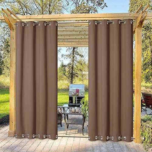 cortina exterior fabricante NICETOWN