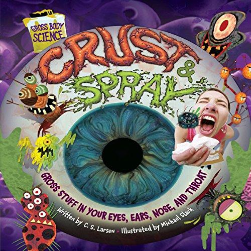 Crust & Spray copertina