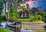 Wandkalender Giethoorn 2021