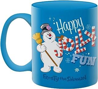 Image of Jolly Frosty the Snowman Mug