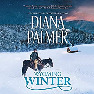 Wyoming Winter audiobook cover art