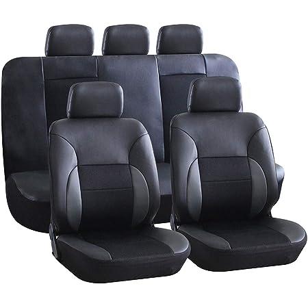 compatibili con sedili con airbag bracciolo Laterale sedili Posteriori sdoppiabili R35S0629 rmg-distribuzione Coprisedili per MERIVA Versione 2003-2010