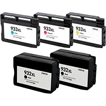 HouseOfToners Remanufactured Ink Cartridge Replacement for HP 950XL /& 951XL Pack of 10 4 Black, 2 Cyan, 2 Magenta, 2 Yellow