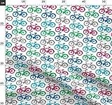 Fahrräder, Berg, Cool, Fahrrad Stoffe - Individuell
