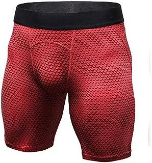 "LANBAOSI 6"" Underwear Training Shorts Compression Baselayer Fitness Tight"