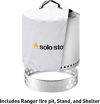 Amazon Com Solo Stove Yukon Fire Pit Largest 30 Inch