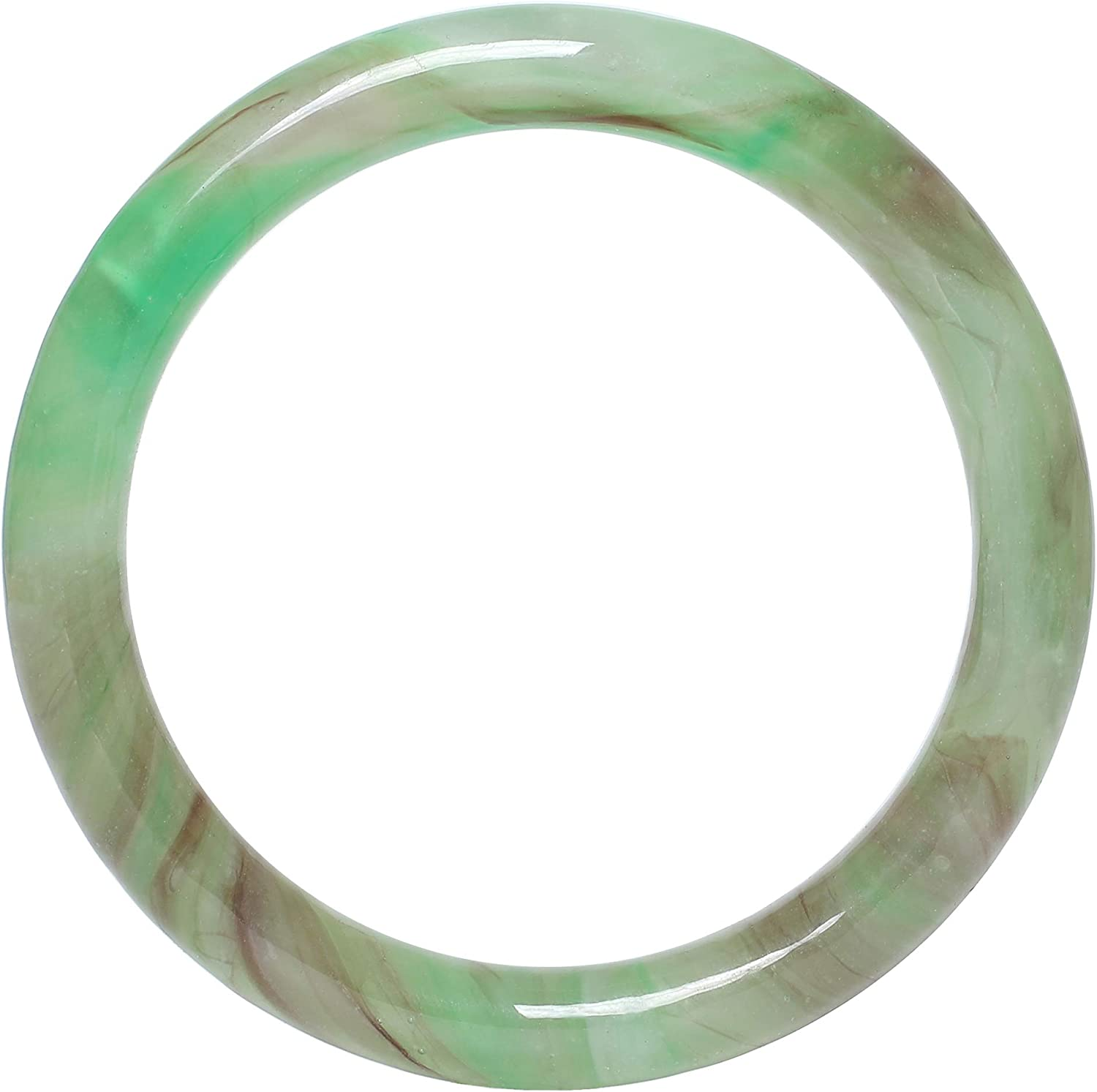 Antiquity Sian Art Green Luck Bangle for Over item handling ☆ Super sale period limited and Bracelet Women Girl