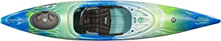 Perception Joyride 12 | Sit Inside Kayak for Adults and Kids | Recreational and Multi-Water Kayak with Selfie Slot | 12' 2