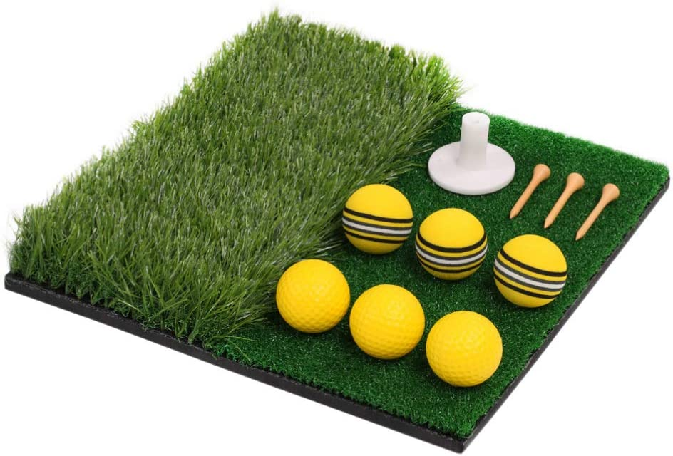 BESPORTBLE Golfing Regular store Practice Hitting Mat Net Store Tra