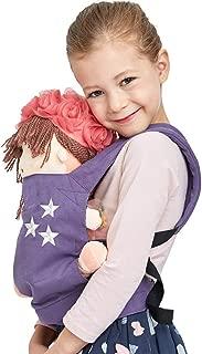 Angel Shine Baby Doll Carrier (Purple)