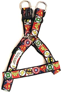 That Dog In Tuxedo Super Heroes Step-in Dog Harness (XL)