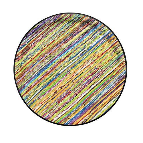 PLATEX 90036829 Plateau Plastique-Iris, Jaune-Bleu-Rouge, 36cm