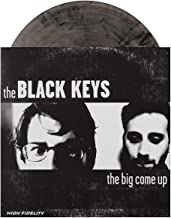 The Big Come Up - Exclusive Limited Edition Clear With Black Swirl Vinyl LP (#/1000)