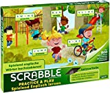 Mattel Games Scrabble Practice and Play, Juego de Mesa Infantil Educativo (Mattel FTG51)