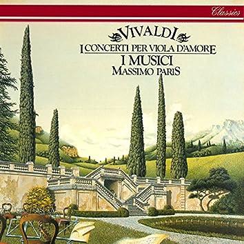 Vivaldi: Concerti per viola d'amore