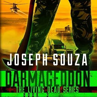 Darmageddon audiobook cover art