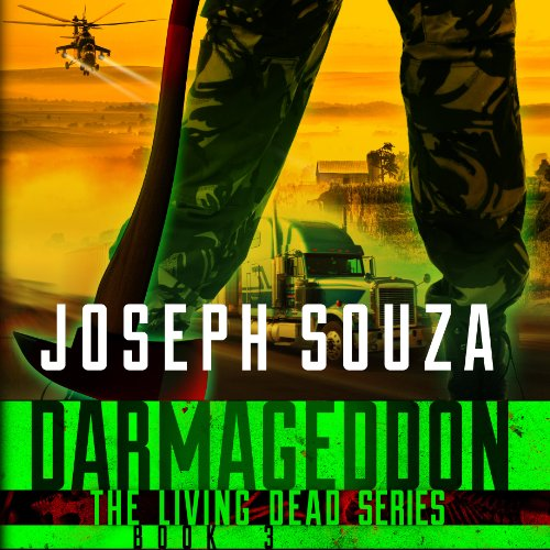 Darmageddon audiobook cover art