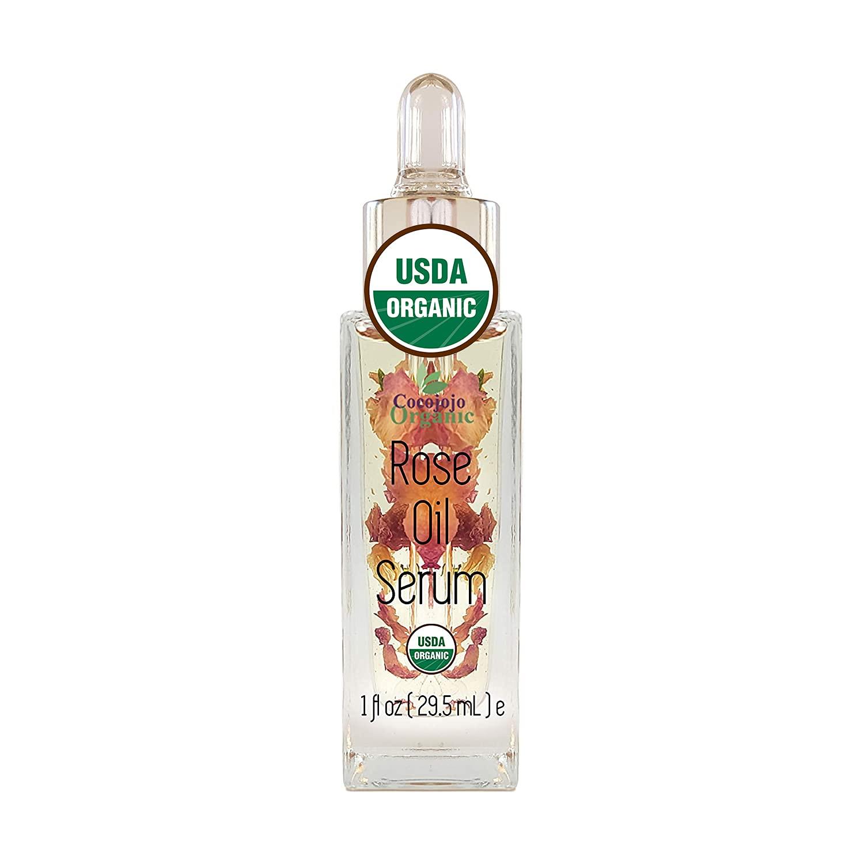 Rose Oil Serum Cash special price - USDA Organic Natural Certified latest 100%