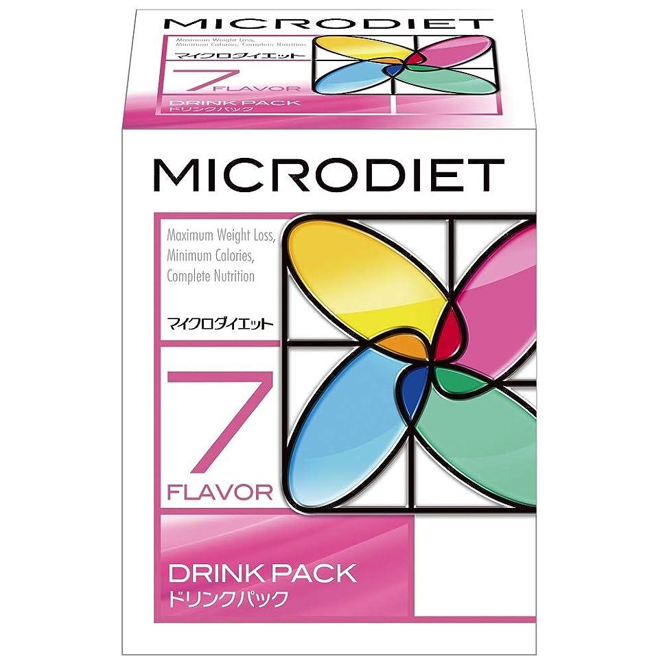 気難しいマーチャンダイジング液体マイクロダイエット ドリンクミックスパック 7食入