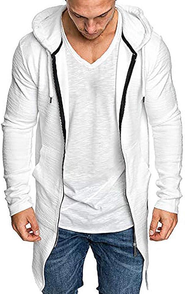 Aayomet Pullover Hoodies for Men Zipper Long Sleeve Hooded Sweatshirts Casual Workout Sport Sweaters Blouses Tops