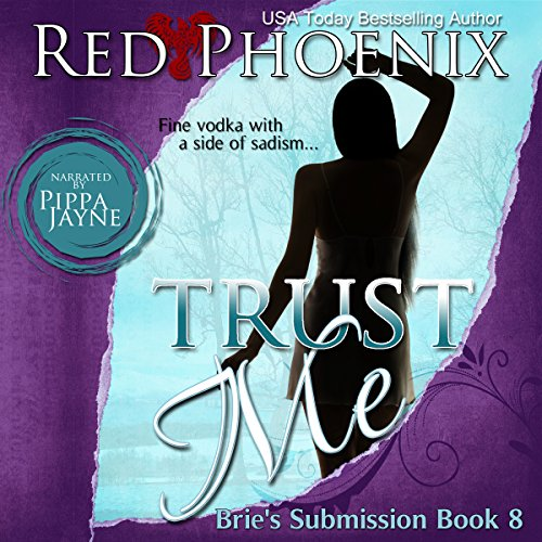 Trust Me audiobook cover art