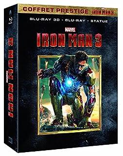 Coffret Prestige Iron Man 3 Blu-Ray 3D + la Statuette à Monter-Édition Exclusive Amazon.FR (B00BUKQA62)   Amazon price tracker / tracking, Amazon price history charts, Amazon price watches, Amazon price drop alerts