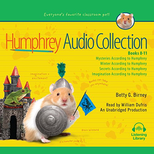 The Humphrey Audio Collection, Books 8-11 audiobook cover art