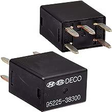2 Pack OEM 95225-38300 Multi-Purpose Micro Power Relay Assembly for Hyundai Kia