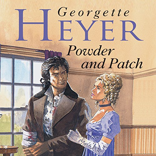 Powder and Patch cover art