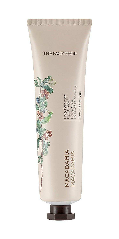 ホイッスル音節大胆不敵[1+1] THE FACE SHOP Daily Perfume Hand Cream [07. Macadamia] ザフェイスショップ デイリーパフュームハンドクリーム [07.マカダミア] [new] [並行輸入品]