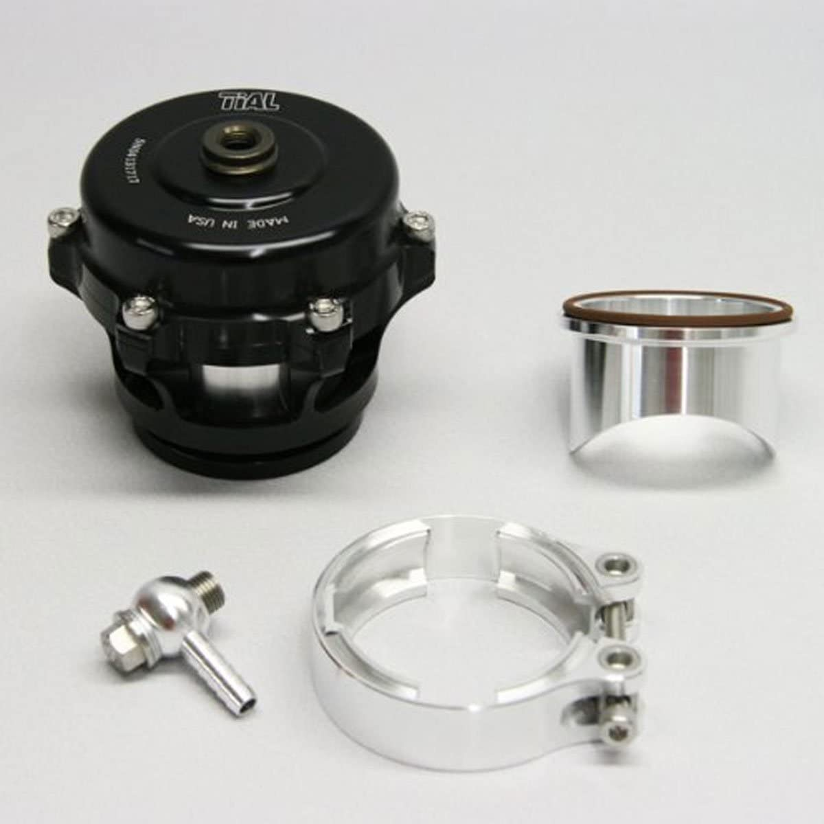 TiAL Q Blow Off OFFicial site Valve - Black spring Body un-painted psi 10 SEAL limited product