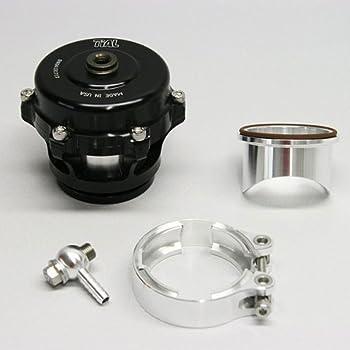 TiAL Q Blow Off Valve - 10 psi (un-painted) spring, Black Body, Aluminum Flange