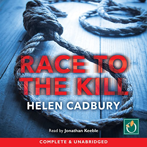 Race to the Kill audiobook cover art