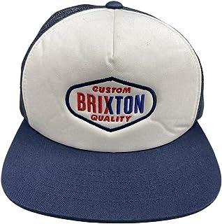 Brixton للرجال Snapback أوكلاند مش كاب سائق شاحنة قبعة البحرية