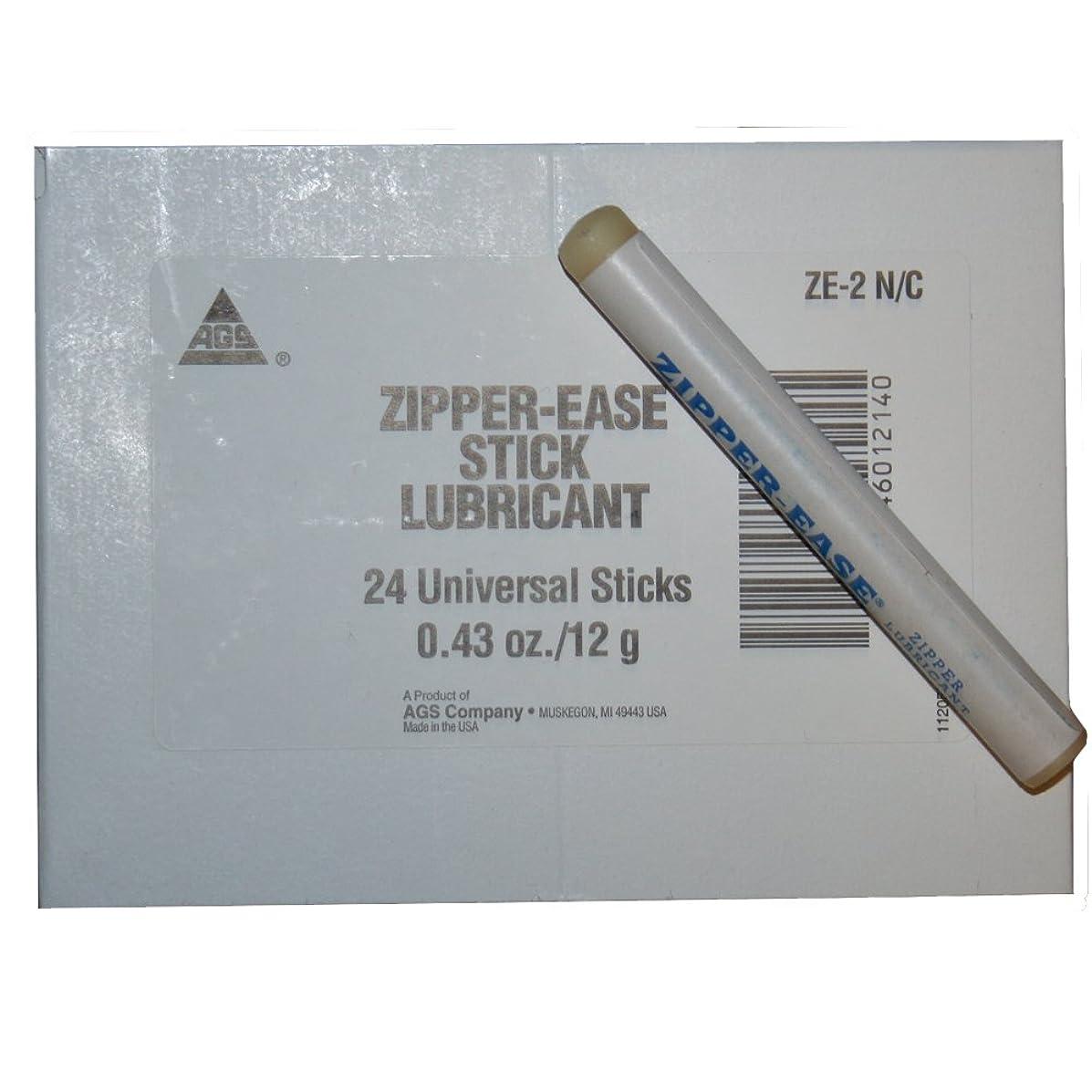 Zipper Ease Lubricant (Box of 24 sticks)