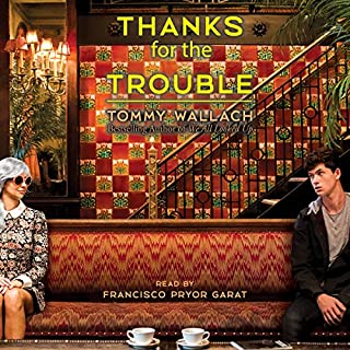 Thanks for the Trouble cover art