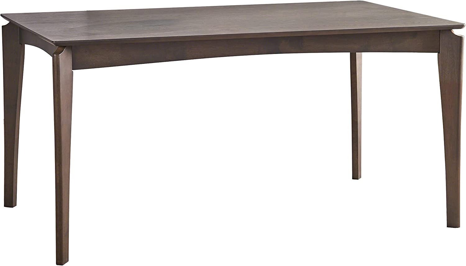 Christopher Nippon regular agency Knight Home Alma Table 6-Seater Product Rubberwood Dining