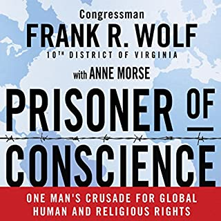Prisoner of Conscience audiobook cover art