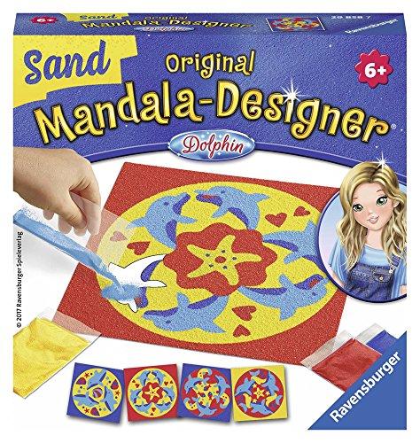 Ravensburger Original Mandala Designer 29858 - Mini Sand: Dolphin