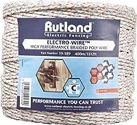 都市農業のためのRutland 19-189R 400mの電気編まれた塀ワイヤー