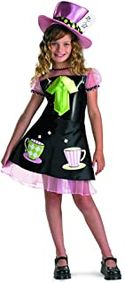 cute mad hatter costume
