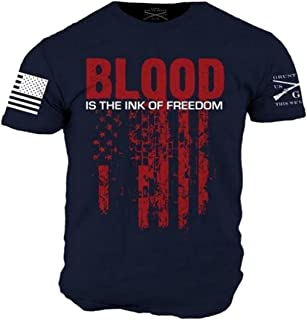 Ink of Freedom Men's T-Shirt