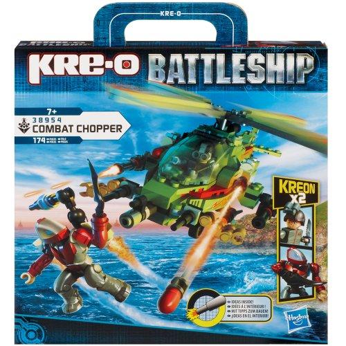 Hasbro 38954148 - KRE-O Battleship Helikopter - Baukasten